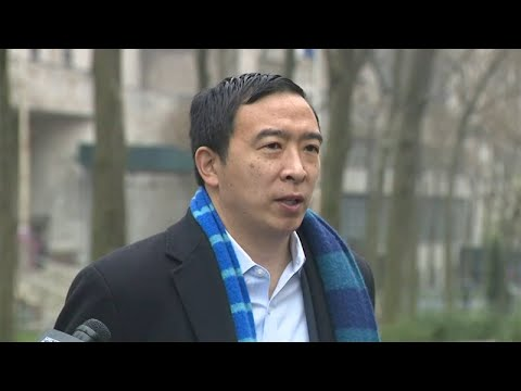New video triggers backlash to Andrew Yang's mayoral candidacy