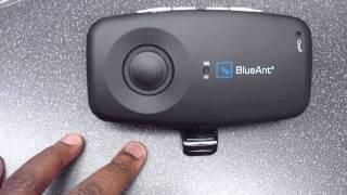 BlueAnt S1 Handsfree Bluetooth…