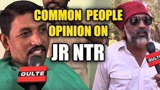 Common People Opinion On Jr NTR - Speak Out