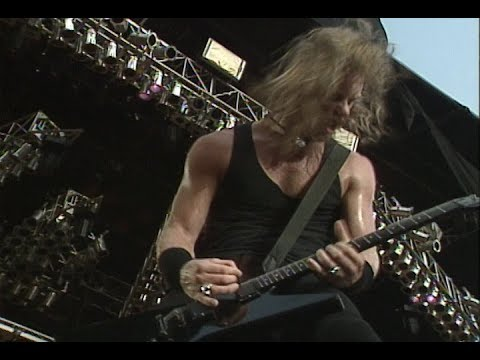 Metallica: The Shortest Straw (Washington, D.C. - July 17, 1992)