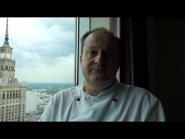 Mariusz Jeznach, Chefkoch, Intercontinental Warschau