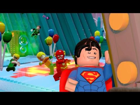 The Lego Batman Movie Batman Crash Superman