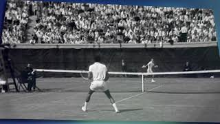 US Open 50th Anniversary: Arthur Ashe Wins First Championship of Open Era