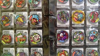 Repeat youtube video Yo-Kai Watch Toys - Blind Bags Opening with QR Codes