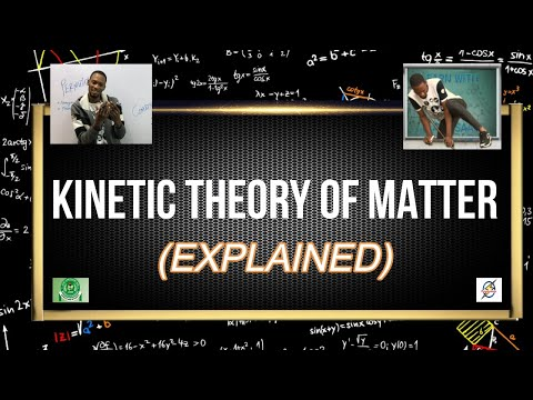 Kinetic Theory of Matter | Physics For Jamb And Waec