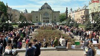 Черговий ярмарок на підтримку бійців АТО пройшов у Чернівцях