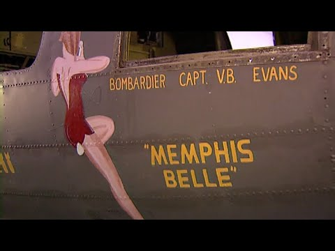 How Sergeant Rock Pays Tribute To The Memphis Belle - Trucks! S6, E21