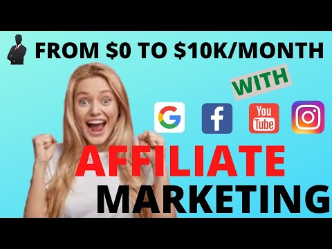 WHAT IS AFFILIATE MARKETING AND HOW DOES IT WORK? | Affilate marketing Guide for Beginners