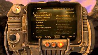 fallout new vegas: how to find the remnants( enclave ) part 1