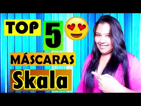TOP 5 MÁSCARAS DA SKALA/por Neuzilene cezario