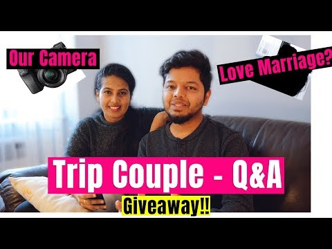 Q and A   Trip Couple   Q&A with Malayalam Vloggers   Malayalam Vlog