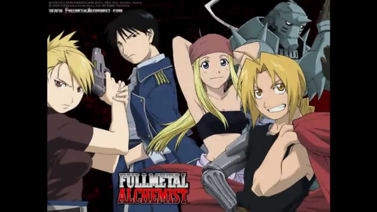 Descargar Full Metal Alchemist 51 51 Audio Latino Mf 2 Temporada Youtube