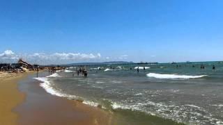 Витязево песчаный пляж, съемка 1.07.2015(Фотографии смотрите на http://anapanamore.ru., 2015-07-20T08:45:14.000Z)