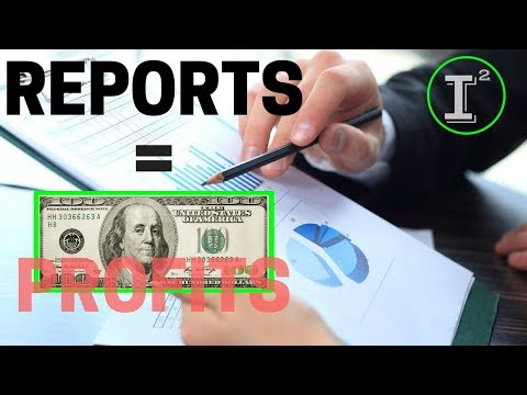 REPORTS = PROFITS | STOCK INVESTING TOOLS for NEW INVESTORS