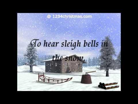 White Christmas  Christmas Carol