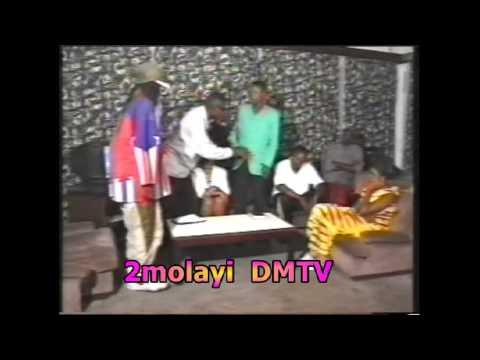 Théâtre Congolais BONGO BOUGER ( 2 ) Groupe Chic Choc Loyenge