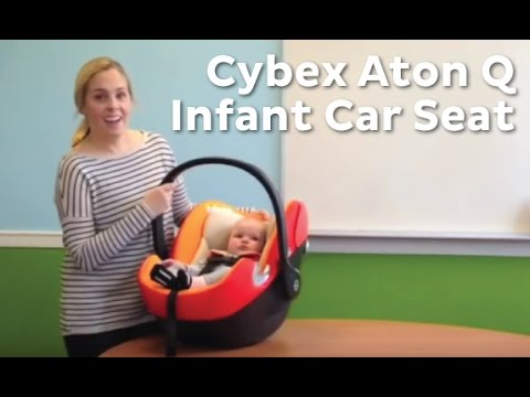База Cybex Aton Base-fix (Сайбекс Атон Бэйс Фикс) - YouTube