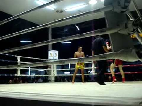 benic fight muay thai kawila stadium
