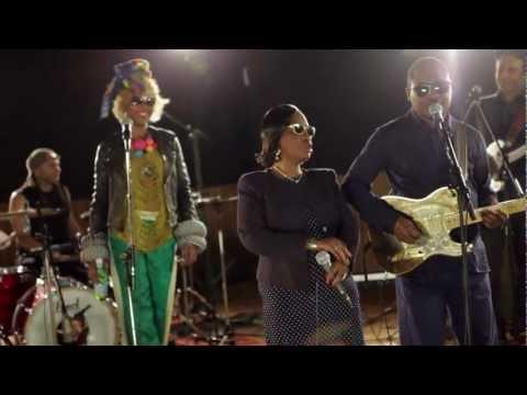 Amadou & Mariam - Interview with Ebony Bones