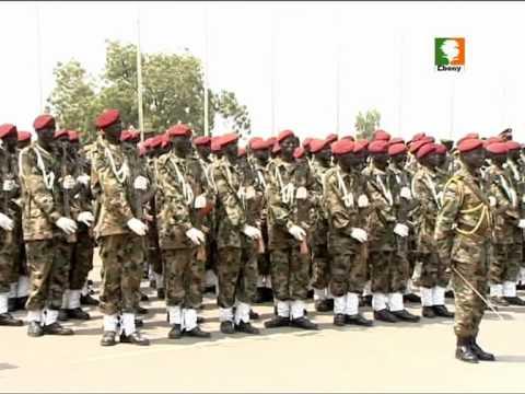 Republican anthem of the Republic of South Sudan
