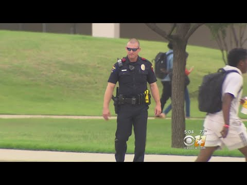 Enhanced Campus Security Welcomes Back Plano Students