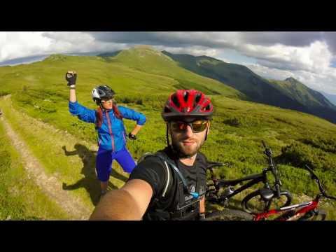 GoPro - Alpine MTB Tour - Rodnei Mountains