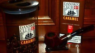 Danske Club: Caramel Pipe Tobacco  |  Pfeifentabak  |  Pfeife rauchen
