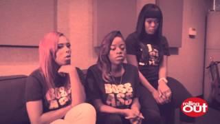P.T.A.F. Boss Ass Bitches Interview