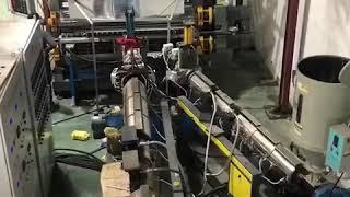 Yeshine Brand Luggage making machine in sheet extruder production 008618867757225
