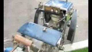 Home Made Steam Powered Car