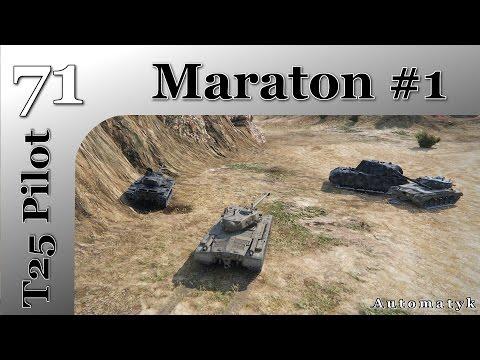 Automatyk - Bitwa #71: Maraton na T25 Pilot - misja 1