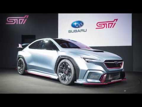 2019 Amazing New Car 2019 Subaru Viziv Performance Concept Youtube