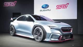 2019 Amazing New Car : 2019 Subaru Viziv Performance Concept