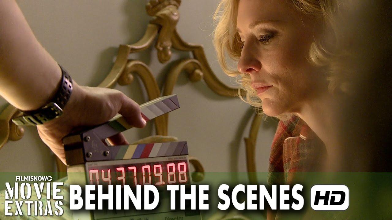 Carol 2015 Behind The Scenes Part 1 2 Youtube