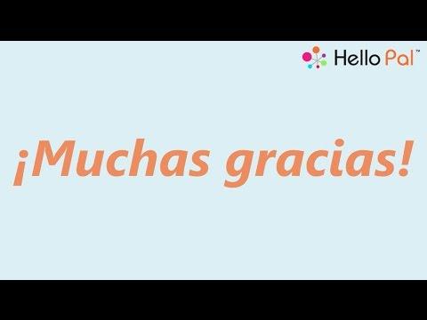 ¿Cómo Se Dice: ¡Muchas Gracias!... en 7 Idiomas Diferentes?