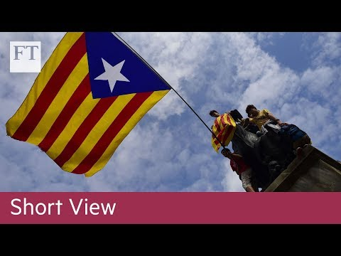 Catalonian threat to EU stability | Short View