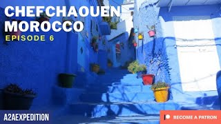 "A tour of Chefchaouen ""The Blue City"" in Morocco"