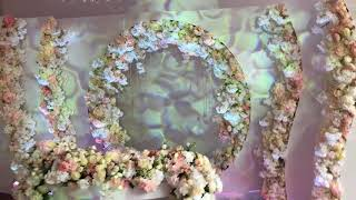 Юбилей свадьбы в резиденции Сареево Резорт на Рублёво-Успенском шоссе