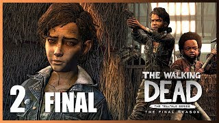 THE WALKING DEAD - Temporada 4 - Episodio 4 Parte 2 FINAL ESPAÑOL - Walkthrough / Let's Play
