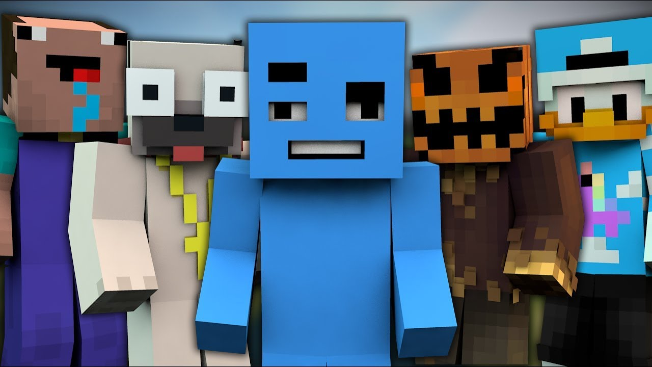 10 Trending Minecraft Skins Top Minecraft Skins Pc Java Better Together Youtube