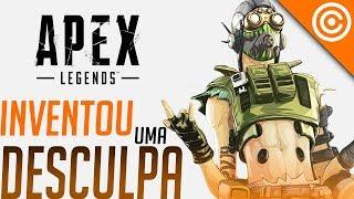 Apex Legends dá DESCULPINHA Para Passe de Batalha RUIM