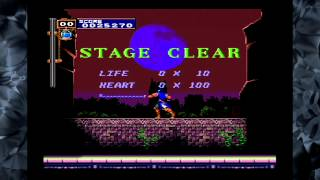 Castlevania: Rondo of Blood Quick Play