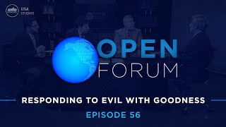 Responding To Evil With Goodness