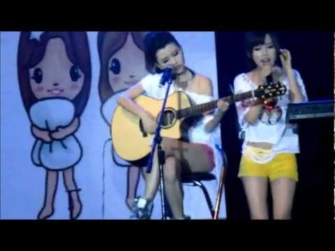 【10-06-05】by2 湊熱鬧mini Concert 短褲tshirt趴