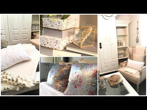SPRING FIVE BUDGET FRIENDLY DECOR ITEMS 2019