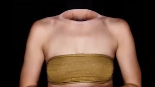 Freaky body painting you won't believe!