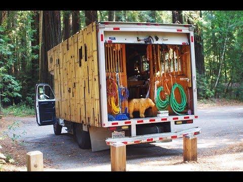 Van Life A Custom Cargo Conversion