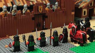 Lego Castle Medieval Battle Episode 11 Stop Motion Animation