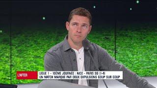 Nice-PSG : Les deux exclusions niçoises étaient-elles justifiées ?