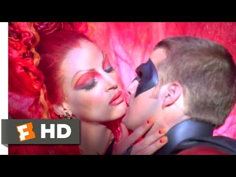 Batman & Robin (1997) - Tell Me and I'll Kiss You Scene (8/10) | Movieclips